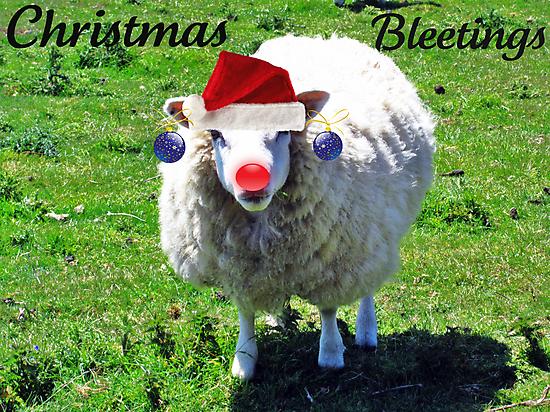 Christmas Bleetings by Ladymoose