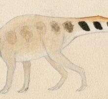 Protoceratops Sketch Sticker