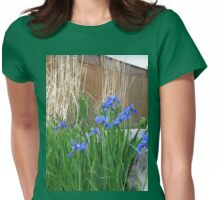 CURB APPEAL Womens Fitted T-Shirt