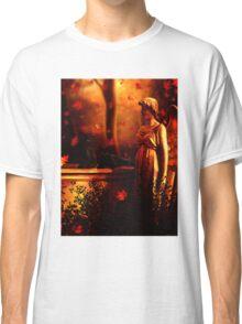 Autumn Black Cats Classic T-Shirt