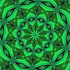 Simply Green by Margaret Stevens