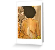 Loving Touch  Greeting Card