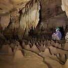 'Vulcanites' in Thai cave by John Spies