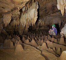 'Vulcanites' in Thai cave by John Spies