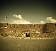 Arad fort in Bahrain by NicoleBPhotos