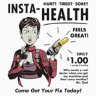 Insta-Health In Colour! by citizentang
