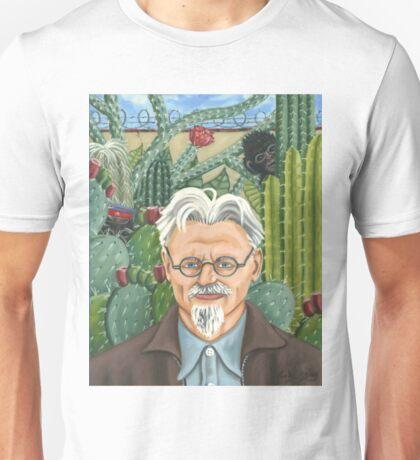 Frida Kahlo's Portrait of Leon Trotsky Unisex T-Shirt