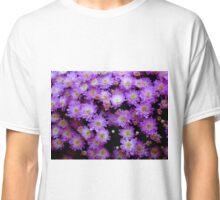 Purple Mums  ^ Classic T-Shirt
