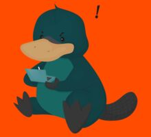 playing platypus Kids Clothes
