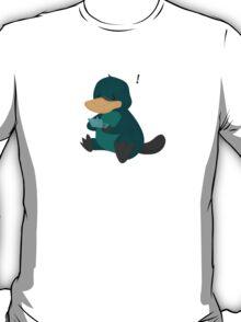 playing platypus T-Shirt