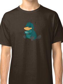 playing platypus Classic T-Shirt