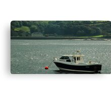 An Irish Bay Canvas Print