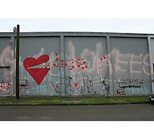 Spreading the Love - Scale Photographic Print