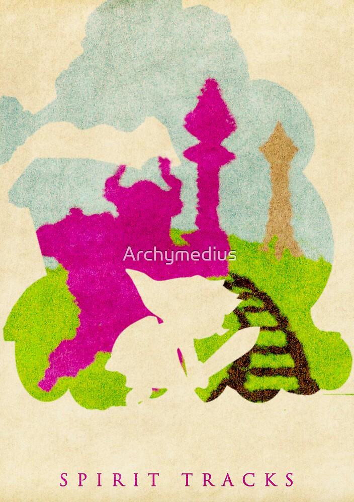 Tracks by Archymedius
