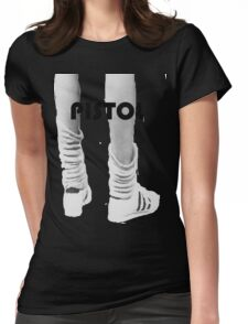 Pistol Pete Womens Fitted T-Shirt
