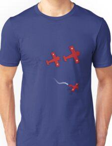 Red Skies Unisex T-Shirt