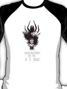 Moriarty: You should see me in a crown T-Shirt