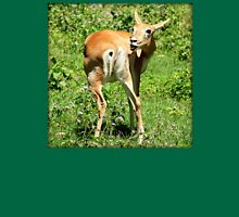 Funny Pose Of An African Steenbok Antelope Unisex T-Shirt