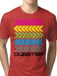 Dubstep arrows (light) Tri-blend T-Shirt