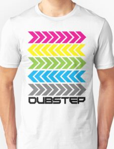 Dubstep arrows (light) T-Shirt