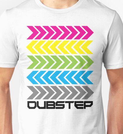 Dubstep arrows (light) Unisex T-Shirt
