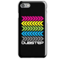 Dubstep arrows (dark) iPhone Case/Skin
