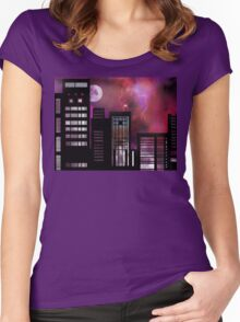 The Big City Women's Fitted Scoop T-Shirt