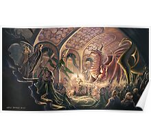 Ceremony of the Dragon Poster