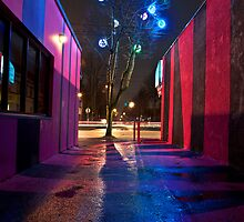 Pink Alley by adriangeronimo