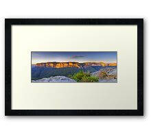 The Edges' Growth Framed Print