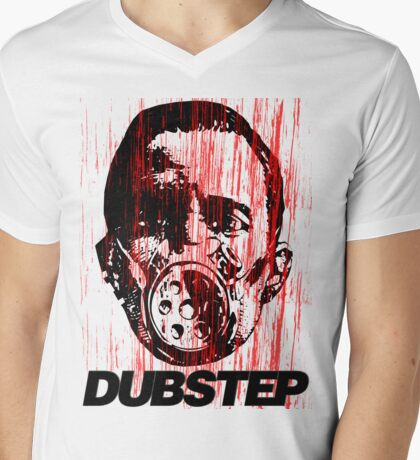 Dubstep Pt. II  Mens V-Neck T-Shirt