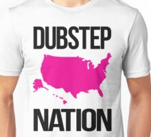 Dubstep Nation  Unisex T-Shirt