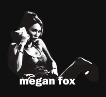 Megan Fox T-Shirt 2 by f3mal3s