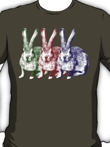 Colorfull Bunnies T-Shirt