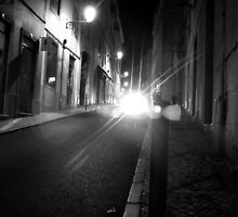 Lisbon By Night #2 by Afonso Azevedo Neves