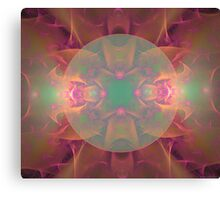 MEXICAN GLOW Canvas Print