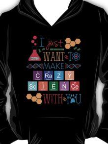 Crazy Science - Orphan Black T-Shirt