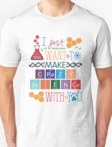 Crazy Science - Orphan Black T-Shirt