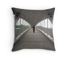 Going Somewhere - Andrew Throw Pillow