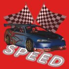 The need for Speed by LoneAngel