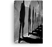 The Immovable Force Canvas Print