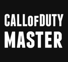 Call of Duty Master by tombst0ne