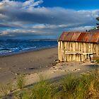 Ye old boatshed - Bruny Island, Tasmania by clickedbynic