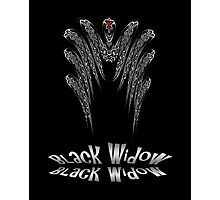 Black Widow Photographic Print
