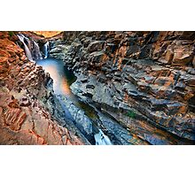 Lennard Gorge: A Wider View Photographic Print