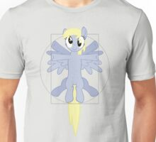 Vitruvian Mare - color Unisex T-Shirt