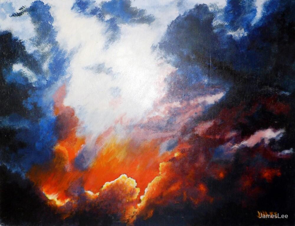 Storm Clouds by JamesLee