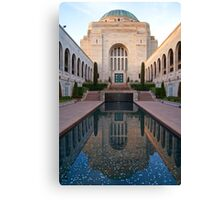 Australian War Memorial, Canberra Canvas Print