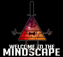 Welcome to The Mindscape -Burning by schrebelka