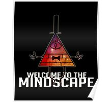 Welcome to The Mindscape -Burning Poster